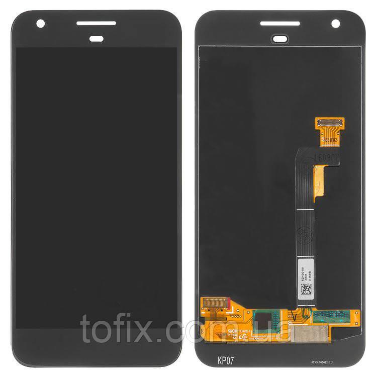 """Дисплейный модуль (экран и сенсор) для HTC S1 Google Pixel 5.0"""" (G-2PW4200), черный, оригинал"""