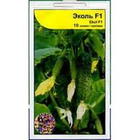 Семена Огурец  самоопыляющийся Эколь F1, 10 семян Syngenta Агропак