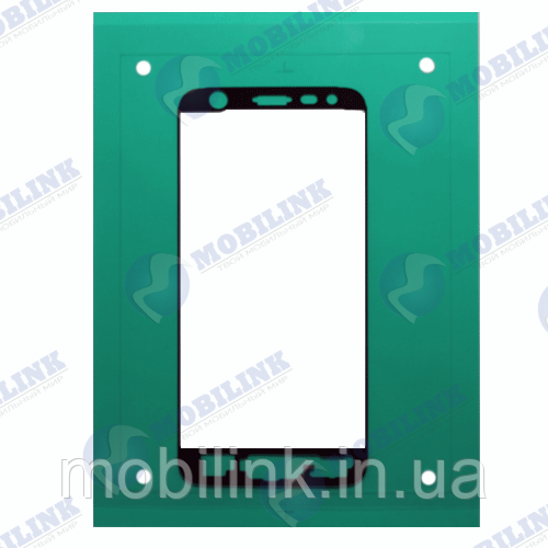 Оригинальный скотч для наклейки дисплея Samsung J3 (2017) SM-J330