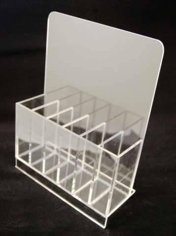 Пластиковая подставка для пилок