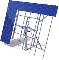 Солнечный трекер двухосный 20 панелей (без металлоконструкции)