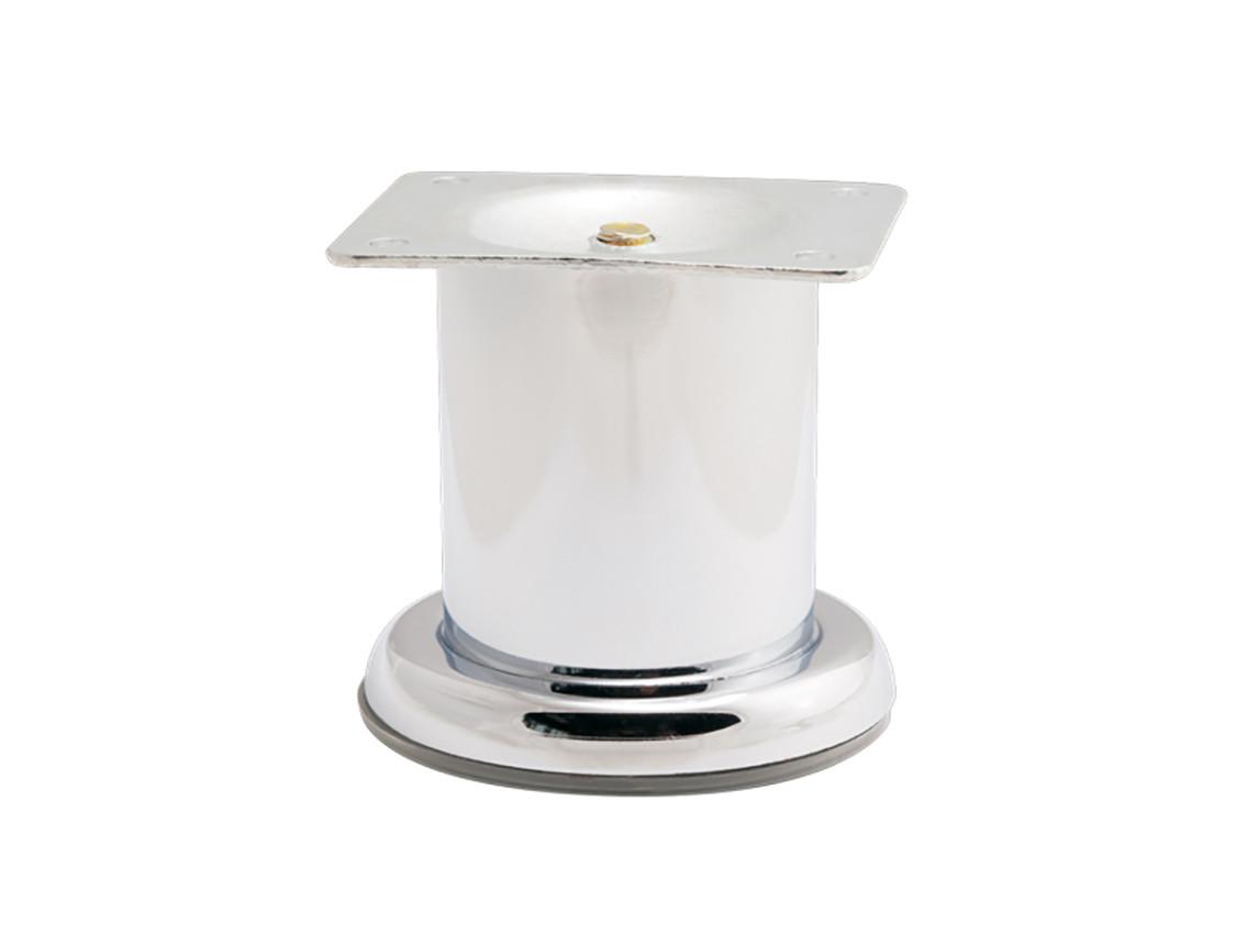 Опора без регулювання циліндрична GIFF Pillar 50/150 хром