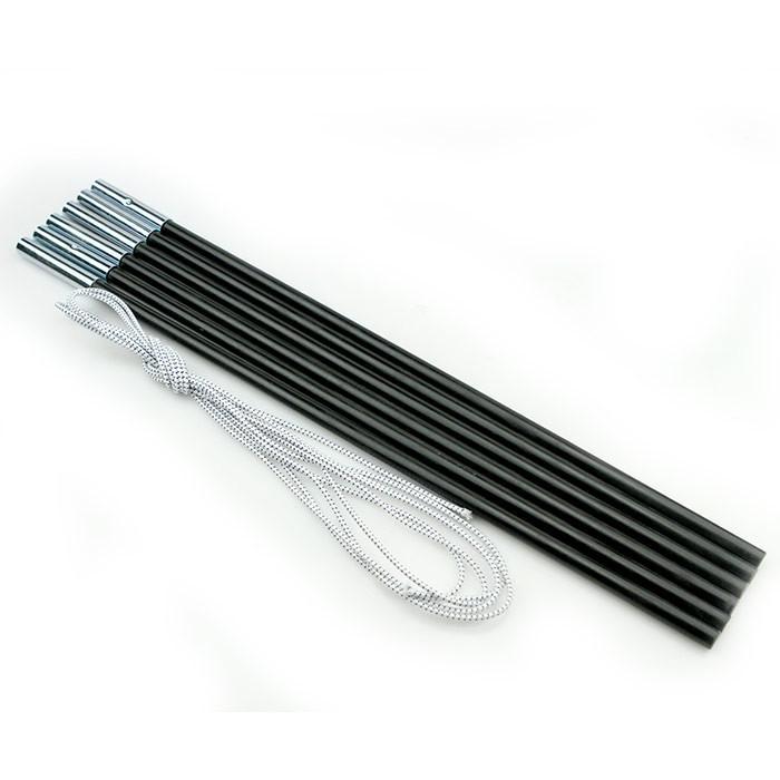 Палочки к палаткам, стекловолокно, 9.5 мм( 6 шт) GC95S