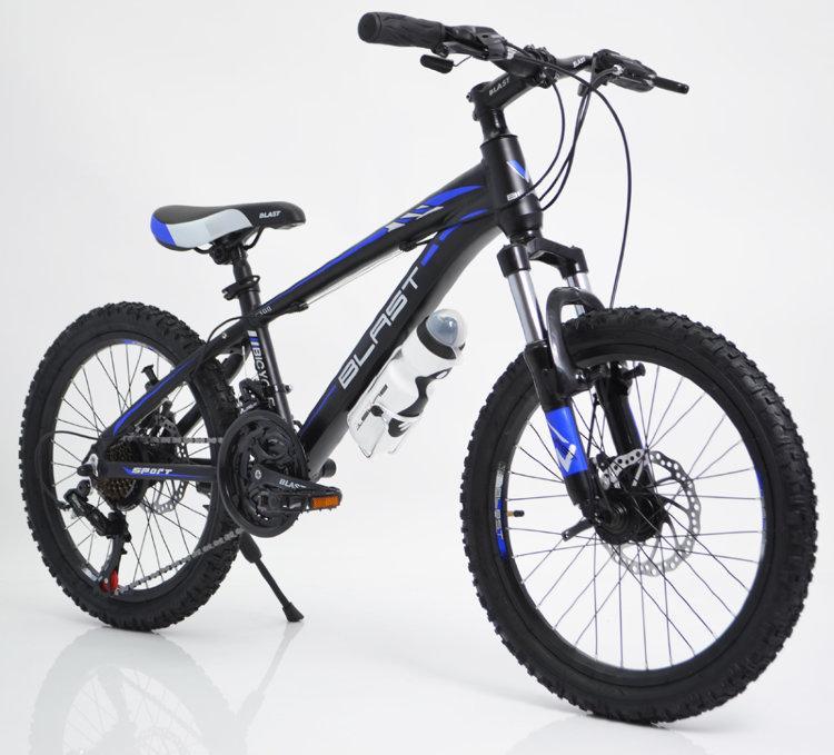 Велосипед Blast, S-300, 20 дюймов. Скоростной велосипед, подростковый велосипед хит продаж, новинка