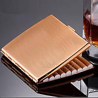 Металлический портсигар для сигарет Macquarie