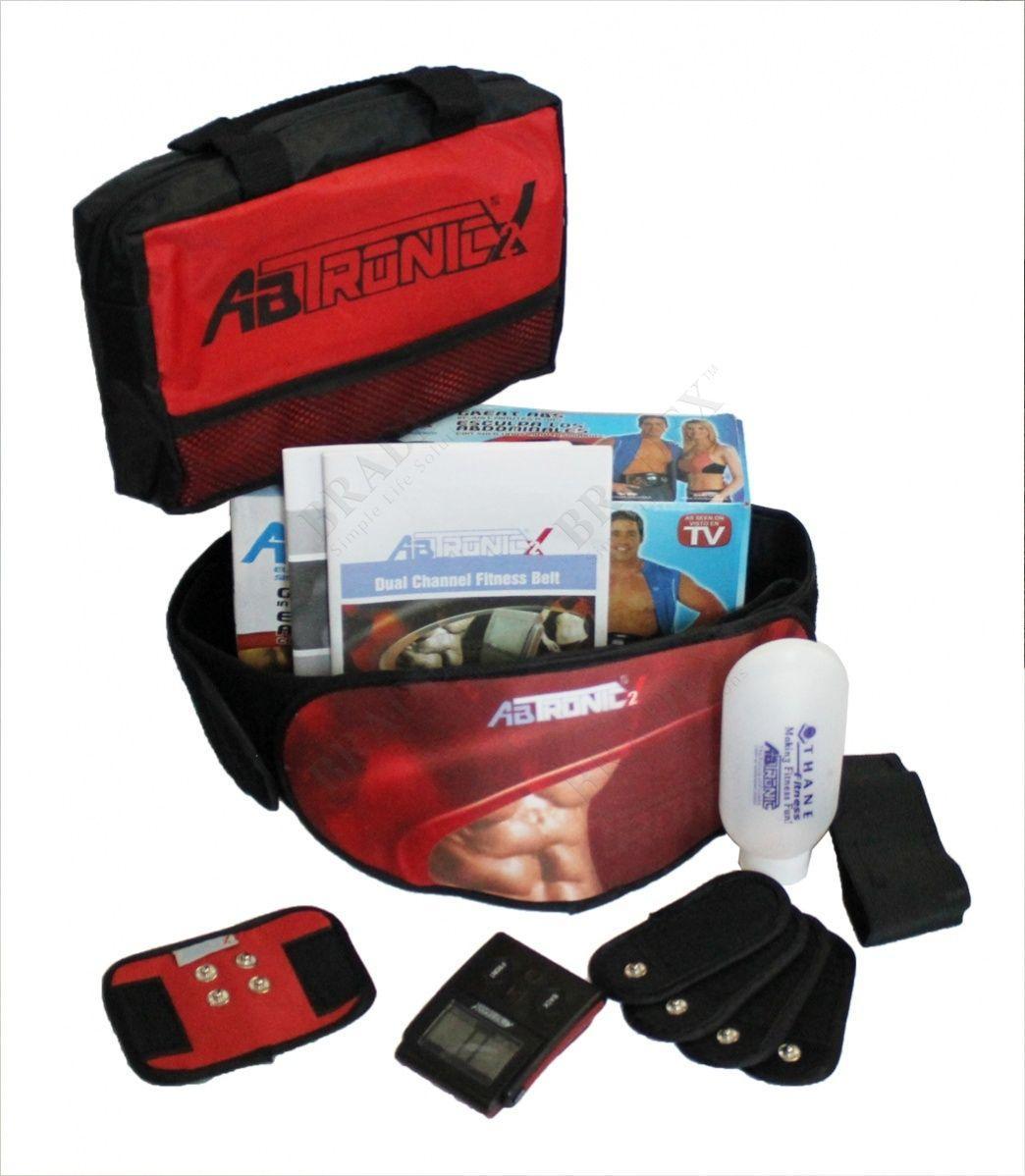 Пояс для похудения Аб Троник X2 ABTRONIC массажер