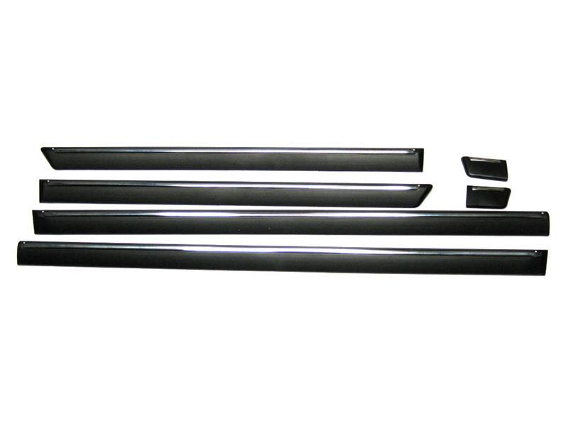 Молдинги комплект Peugeot 406 99-04