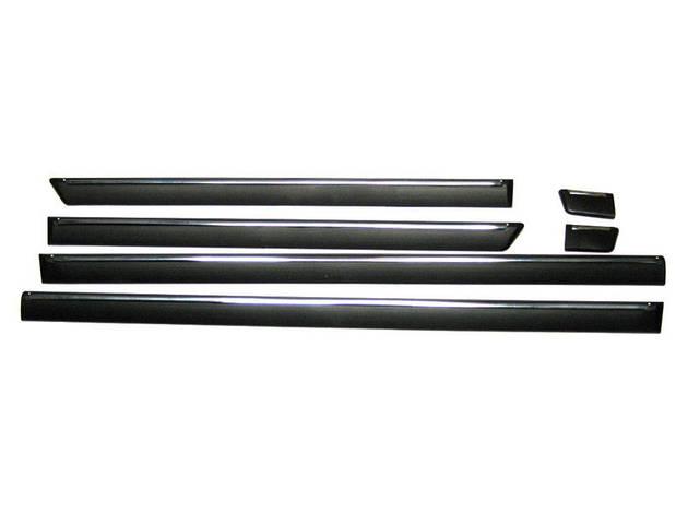 Молдинги комплект Peugeot 406 99-04, фото 2