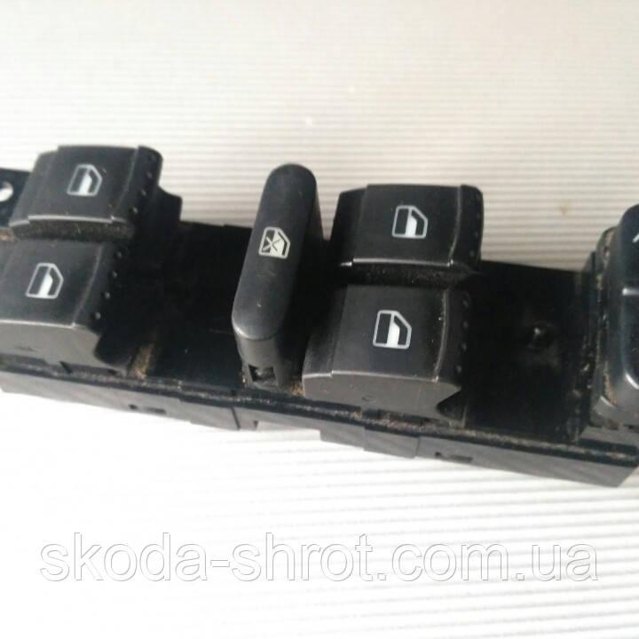 1J4959857C кнопки управления стеклоподъемниками шкода октавия тур, Гольф 4