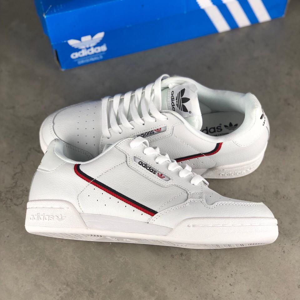 14429fed Купить Женские кроссовки Adidas Continental 80 white. Кожа 1 359 грн ...