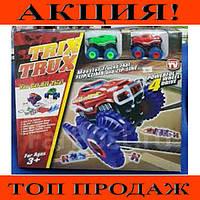 Трасса МОНСТР ТРАКИ ( Trix Trux ) 2 машинки в комплекте!Хит цена, фото 1