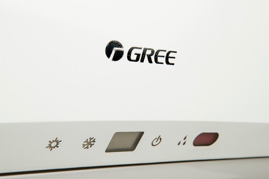 Кондиционер GREE Hansol Inverter GWH09TB-S3DNA1D + Wi-Fi (-30°С)