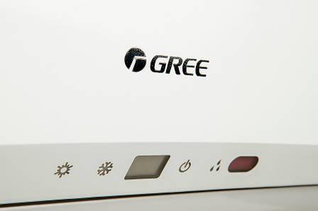 Кондиционер GREE Hansol Inverter GWH12TB-S3DBA1E + Wi-Fi (-30°С), фото 2