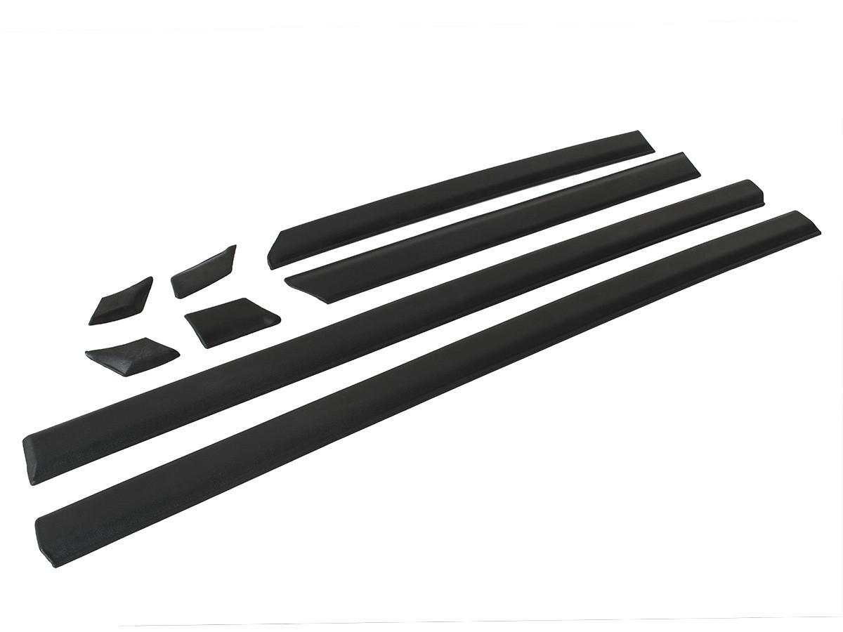 Молдинги комплект 8 шт VW GOLF III гольф