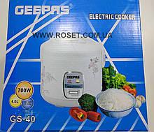 Мультиварка (пароварка) Geepas Electric Cooker GS-40 4 л
