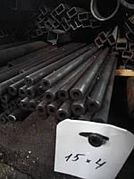 Труба круглая стальная , бесшовная , г/к  ф 15 * 4