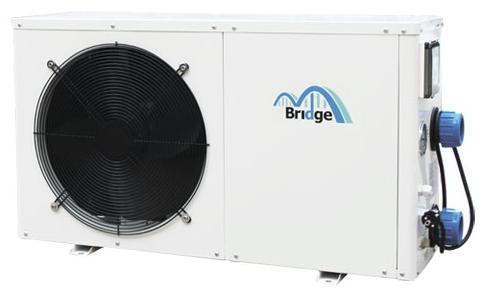 Тепловой насос для бассейна Bridge BP–160HS–A