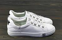 Кеды женские Lonza FLM8093 WHITE/BL 36 23 см, фото 1