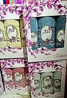 Полотенца с вышивкой Подарочный набор