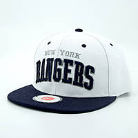 Кепка. Snapback New York Rangers. Реплика.