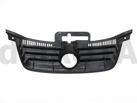 Решетка радиатора VW Caddy III 03- Touran 03-06 кадди туран, фото 2