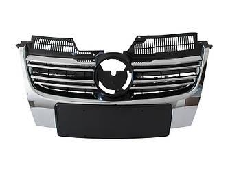 Решетка радиатора VW Jetta 05-10, фото 2