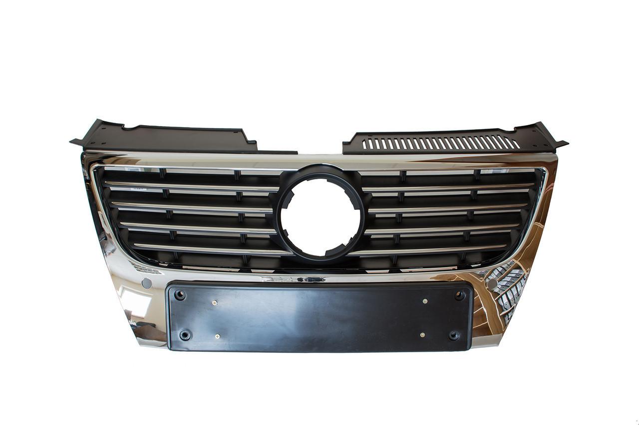Решетка радиатора VW Passat B6 05-10 HIGHLINE  пассат