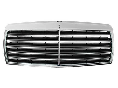 Решетка радиатора TUNING Mercedes 190 W201 82-91, фото 2