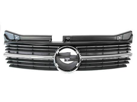 Решетка радиатора Opel Omega B 94-99 омега, фото 2