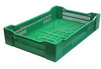 Пластиковые ящики: особенности применения и основные преимущества