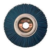 Щетка дисковая пиранья Pilim - 125 х 12 х 22 мм х P180, синяя