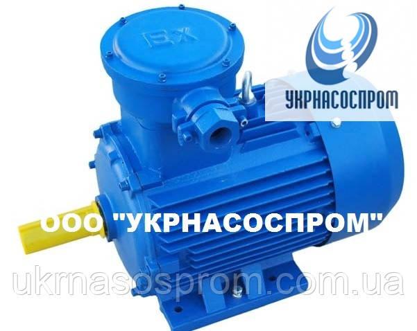 Электродвигатель АИМ160M8 11 кВт 750 об/мин взрывозащищенный