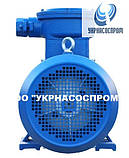 Электродвигатель АИМ132S6 5,5 кВт 1000 об/мин взрывозащищенный, фото 4