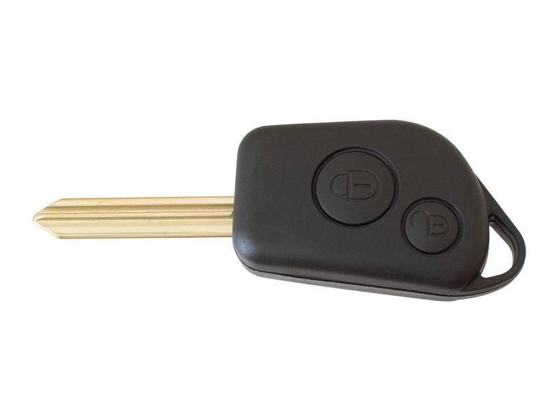 Корпус ключа  Citroen Berlingo Xsara Picasso C5