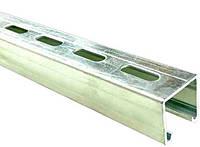 Профиль монтажный перфорированный e.industrial.strut.chanel.40.20.1.5 для труб, 3.05м, 40х20мм, 1,5мм