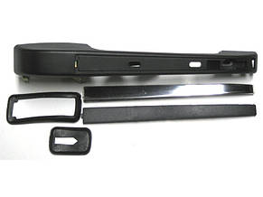 Ручка двери задней Audi 80 B2 78-86 ауди, фото 2