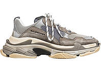 Женские кроссовки Balenciaga Triple S Grey