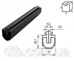 Ущільнення нижнє Doorhan UP18 для секційних воріт