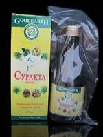 Суракта сироп, 200мл -  аюрведический очиститель крови и кожи, GOODCARE PHARMA PVT. LTD.