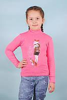 Водолазка детская рубчик для девочек, фото 1