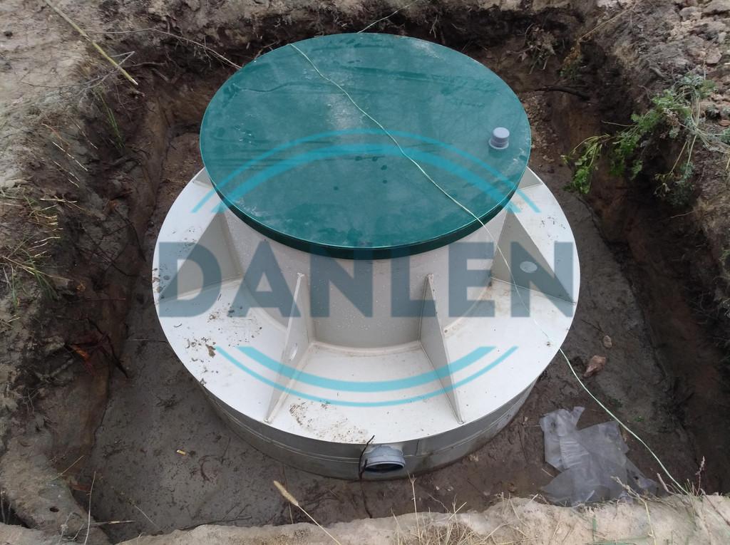 Станция биологической очистки DANLEN DL-5