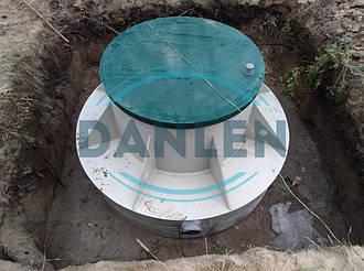 Станция биологической очистки DANLEN DL-5 3