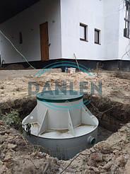 Станция биологической очистки DANLEN DL-5 4