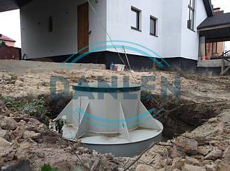 Станция биологической очистки DANLEN DL-5 5