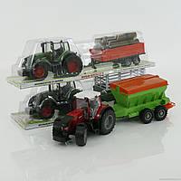 Трактор 7033-5-7033-7-7033-8 инерция, 3 вида, в слюде