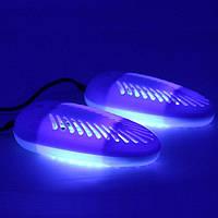 Сушарка для взуття Shine ультрафіолетова антибактеріальна, фото 1