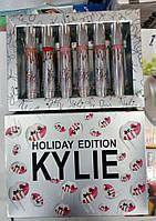 Палитра жидких матовых помад Kylie Take Me On Vacation