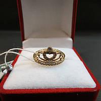 Золотое Кольцо размер 16.5, фото 1
