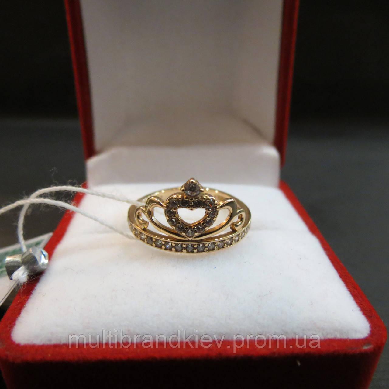 Золотое Кольцо размер 16.5