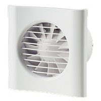 Вытяжной вентилятор Домовент 125 Тиша